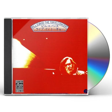 Bill Evans TOKYO CONCERT CD