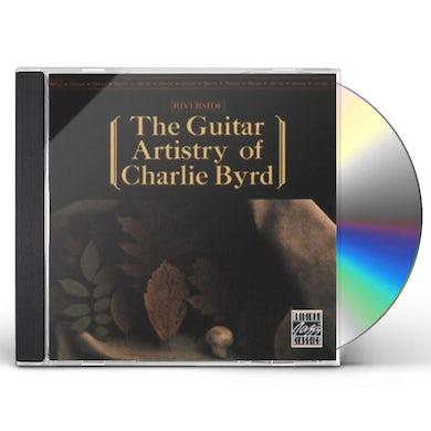 Charlie Byrd GUITAR ARTISTRY CD