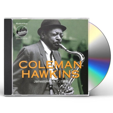 Coleman Hawkins JAMESTOWN N.Y. 1958 CD