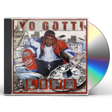 Yo Gotti LIFE CD