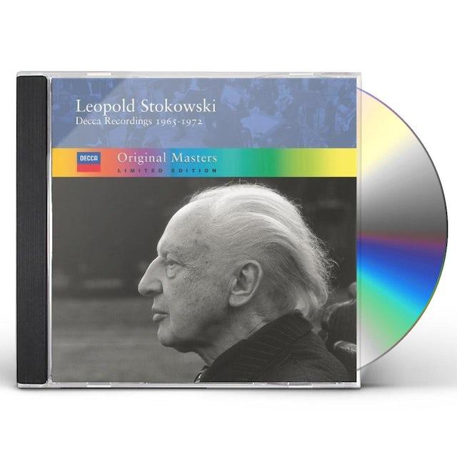Leopold Stokowski DECCA RECORDINGS 1965-1972 CD