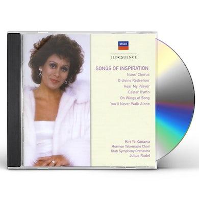 Kiri Te Kanawa SONGS OF INSPIRATION CD