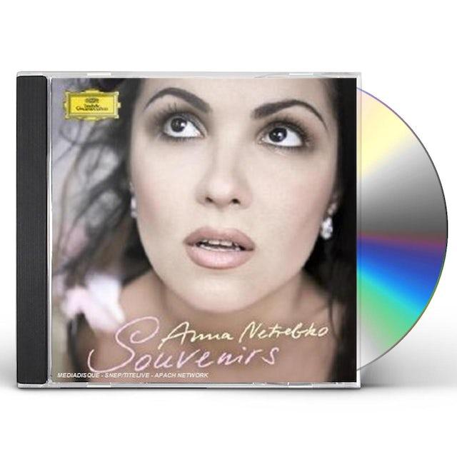 Anna Netrebko SOUVENIRS CD