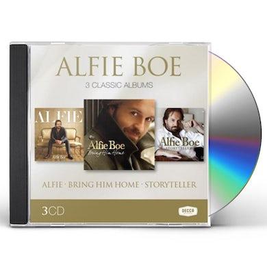 ALFIE BOE: 3 CLASSIC ALBUMS CD
