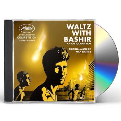 Max Richter Waltz With Bashir (Original Motion Picture Soundtrack) CD