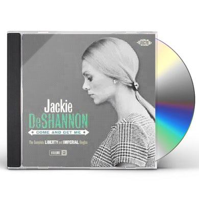 Jackie Deshannon COME & GET ME: COMPLETE LIBERTY & SINGLES 2 CD