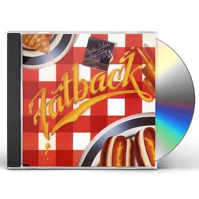 Fatback Band BRITE LITES / BIG CITY CD