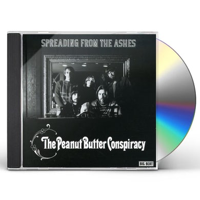 SPREADING FROM THE ASHES CD