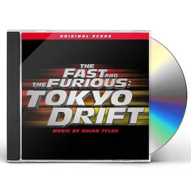 FAST & FURIOUS / O.S.T. FAST & FURIOUS: TOKYO DRIFT (SCORE) / Original Soundtrack CD