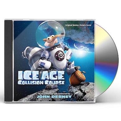 John Debney  ICE AGE: COLLISION COURSE (SCORE) / Original Soundtrack CD