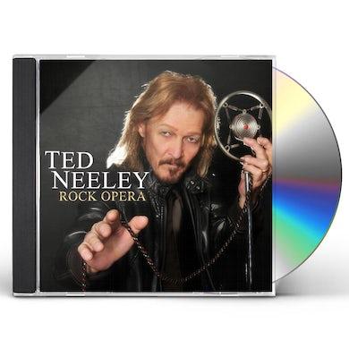 Ted Neeley ROCK OPERA CD