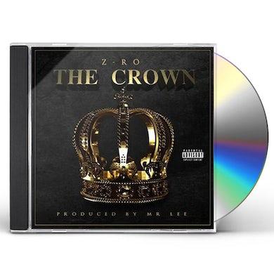 Z-Ro THE CROWN CD