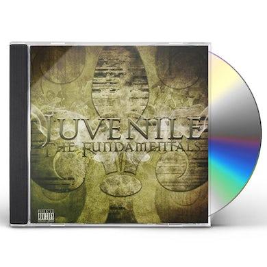 Juvenile Fundamentals CD