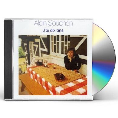 Alain Souchon DIX ANS CD