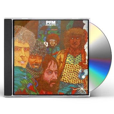 Pfm PASSPARTU CD