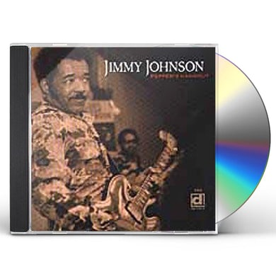 Jimmy Johnson PEPPER'S HANGOUT CD