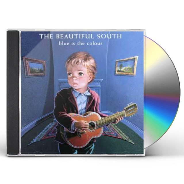 Beautiful South BLUE IS THE COLOUR CD