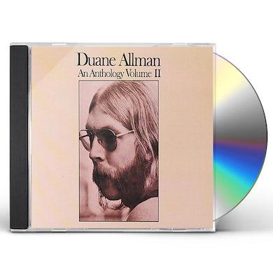 Duane Allman ANTHOLOGY 2 CD