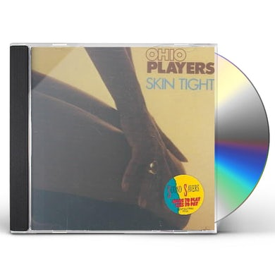Ohio Players SKIN TIGHT CD