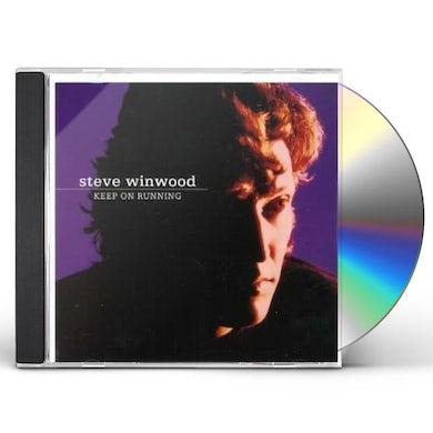 Steve Winwood KEEP ON RUNNING (ANTHOLOGY) CD