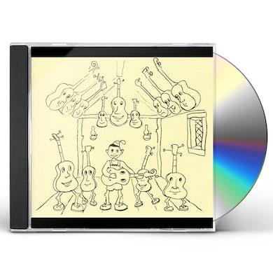 Henry Kaiser LEMON FISH TWEEZER CD