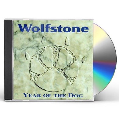 Wolfstone YEAR OF THE DOG CD