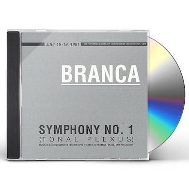 Glenn Branca SYMPHONY 1 (TONAL PLEXUS) CD