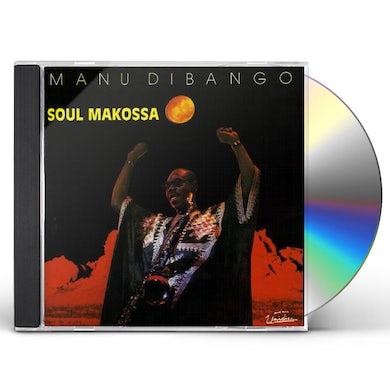 Manu Dibango SOUL MAKOSSA CD