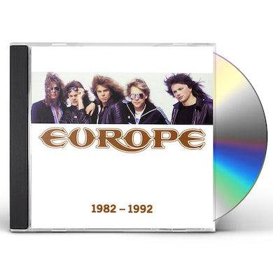 Europe 1982-1992 CD