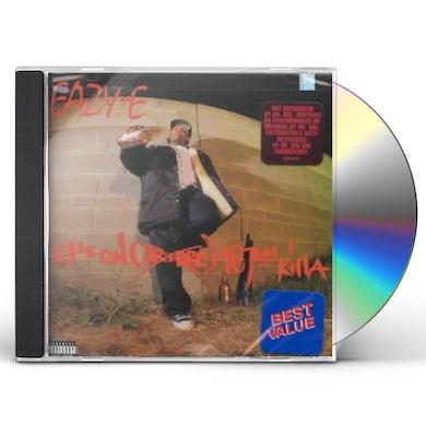 Eazy-E IT'S ON (DR DRE) 187UM KILLA CD