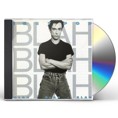 Iggy Pop BLAH BLAH BLAH CD