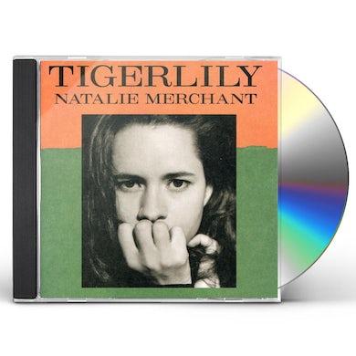 Natalie Merchant TIGERLILY CD