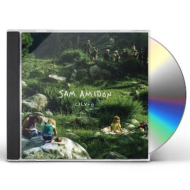 Sam Amidon LILY-O CD