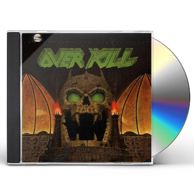 Overkill YEARS OF DECAY CD