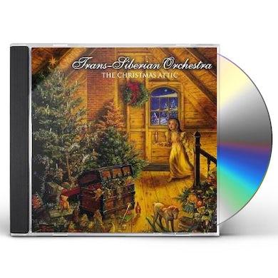 Trans-Siberian Orchestra Christmas Attic CD