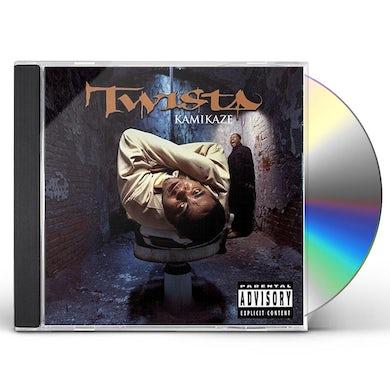 Twista KAMIKAZE (RE-ISSUE) CD