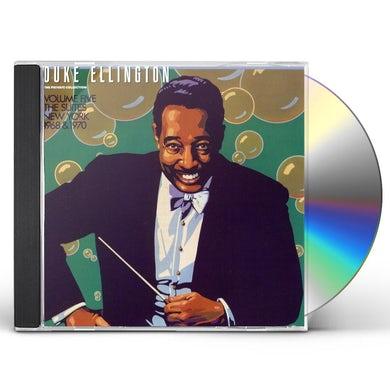 Duke Ellington PRIVATE COLLECTION 5: NEW YORK 1968-70 CD
