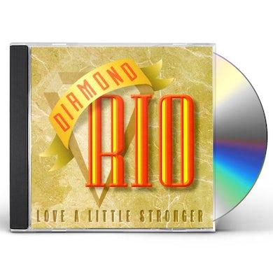 LOVE A LITTLE STRONGER CD
