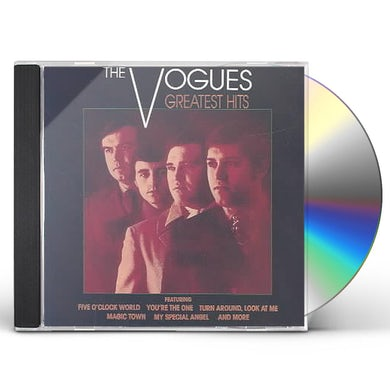 Vogues GREATEST HITS CD