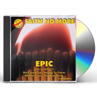 Faith No More EPIC & OTHER HITS CD