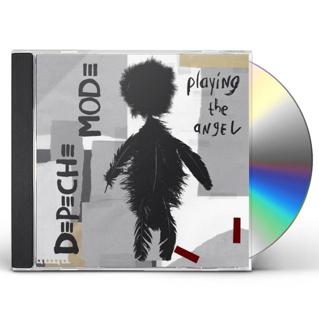 Depeche Mode PLAYING THE ANGEL CD