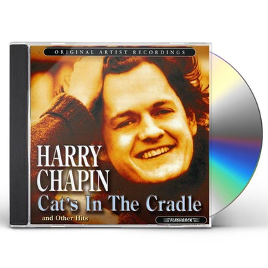 Harry Chapin CAT'S IN THE CRADLE & OTHER HITS CD