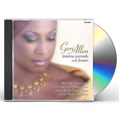 Geri Allen TIMELESS PORTRAITS & DREAMS CD