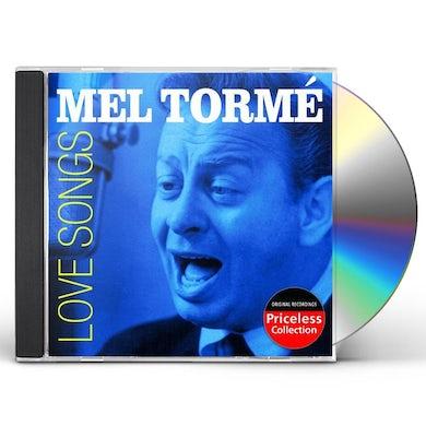 Mel Torme LOVE SONGS CD