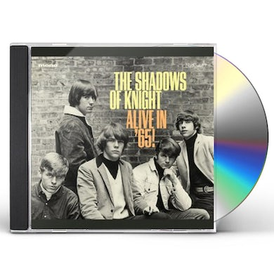The Shadows Of Knight ALIVE IN '65 CD