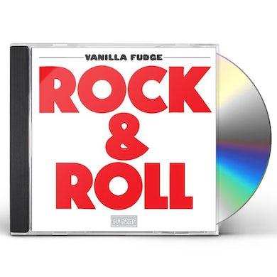 Vanilla Fudge ROCK & ROLL CD