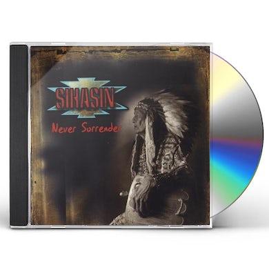 Sihasin NEVER SURRENDER CD