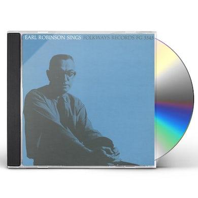 Earl Robinson SINGS CD