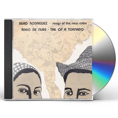 Silvio Rodriguez CUBA: RABO DE NUBE (TAIL OF A TORNADO) CD