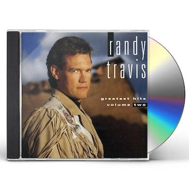 Randy Travis GREATEST HITS 2 CD
